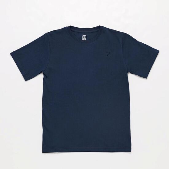 Camiseta Marino Niño Up Basic