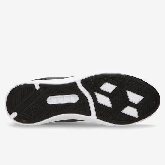 Zapatillas Negras Silver