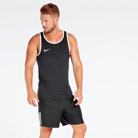 Camiseta Nike Crossover Negra
