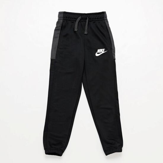 Chándal Nike Negro Gris Niño (10-16) - GRIS  c611f293ec8b