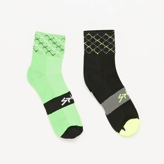 Calcetines Ciclismo Spiuk Pack 2