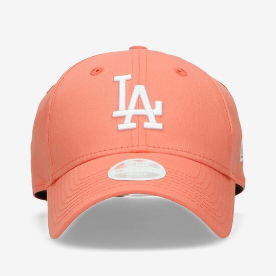 83abd058daf2b Gorra Beisbol Dodgers Roja Mujer New Era - ROJO