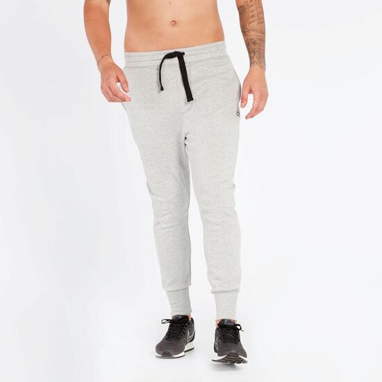 Pantalón Chándal Gris Silver Parres