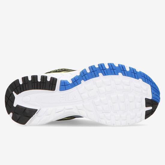 Zapatillas Running Fila Coronation Azules Niño (28-35)