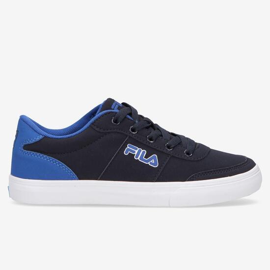 Zapatillas Fila Azul Marino Niño (36-39)