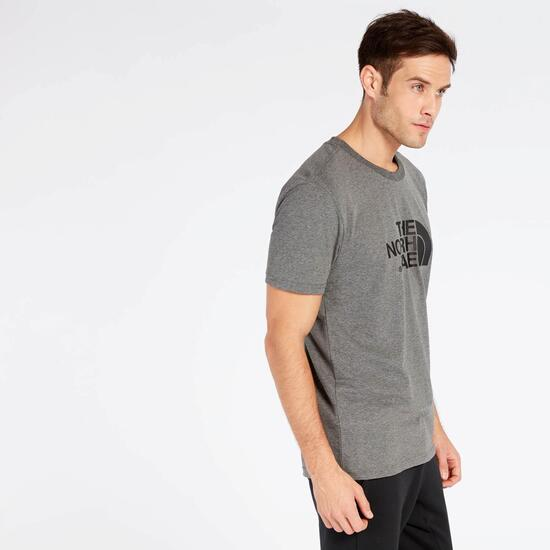 Camiseta The North Face Gris