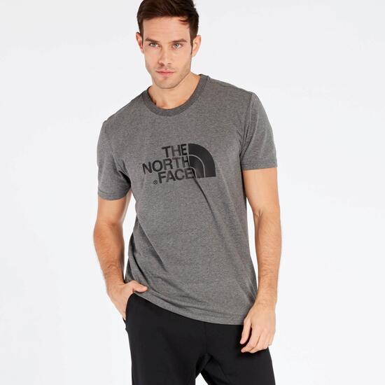 Camiseta The North Face Gris