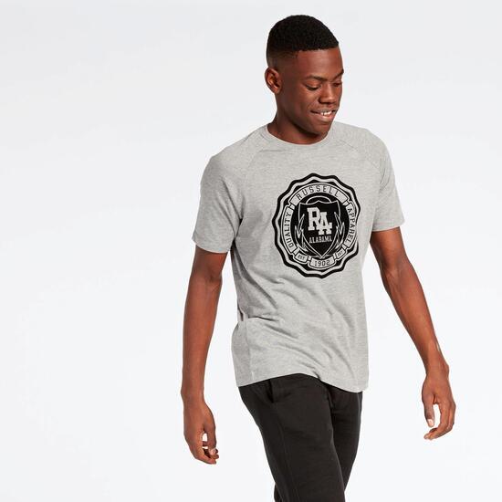 Camiseta Russell Athletic Gris