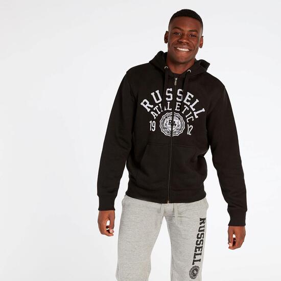 Sudadera Russell Athletics Negra