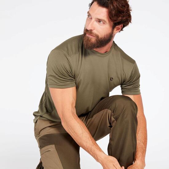 Camiseta Verde Gamo