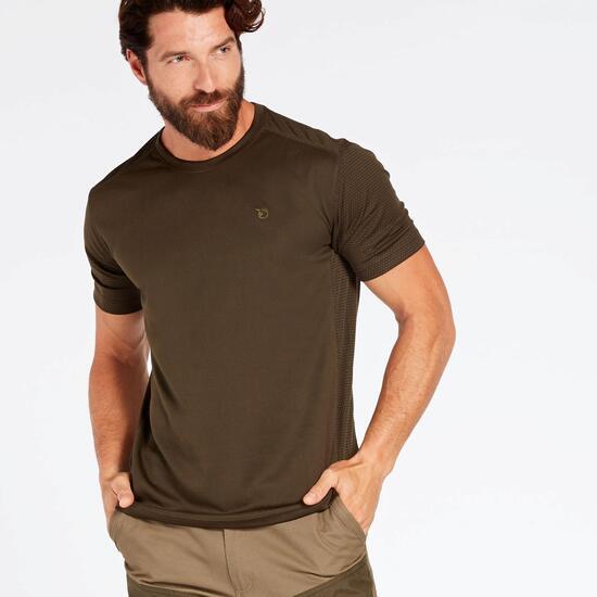 Camiseta Verde Kaki Gamo
