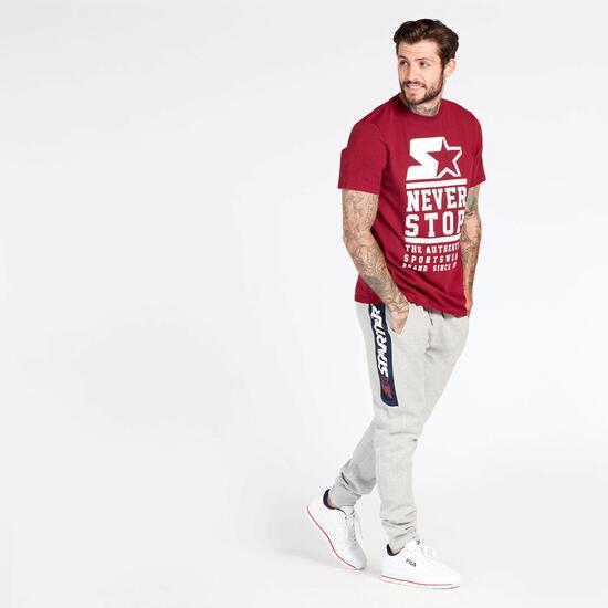 Camiseta Roja Starter