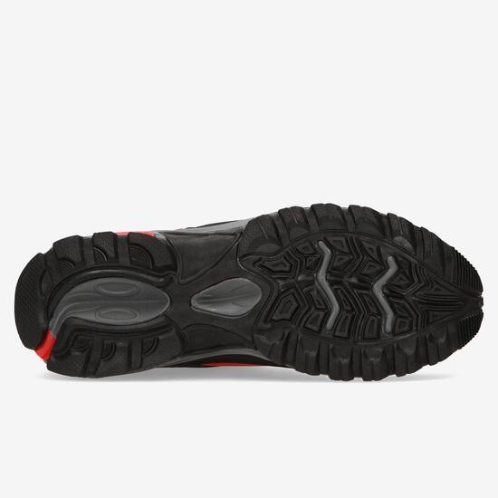 Zapatillas Montaña Negras Boriken