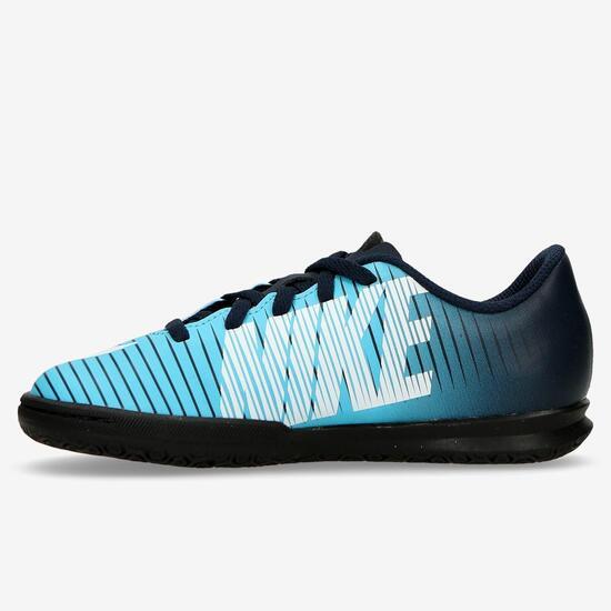 Nike Mercurial Ronaldo Azul Niño