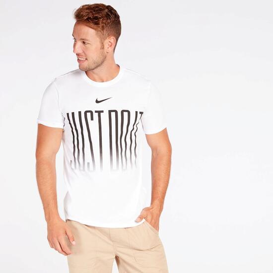 Corta Hombre Manga Blanca Camiseta Sprinter Nike 50vqppzw