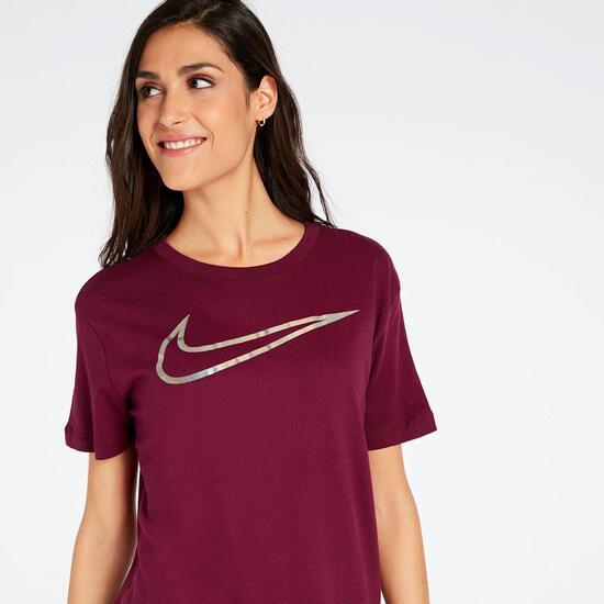 Camiseta Nike Granate