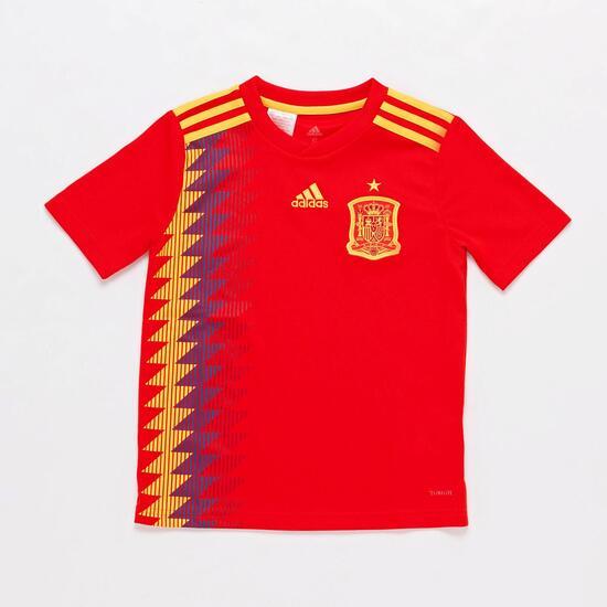 Camiseta Selección Española Niño
