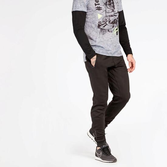 Pantalón Negro Silver Protech