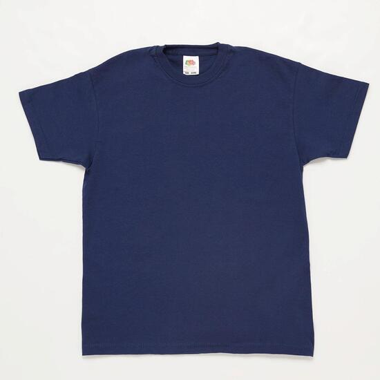 Camiseta Azul Niño Up Basic (10-12)