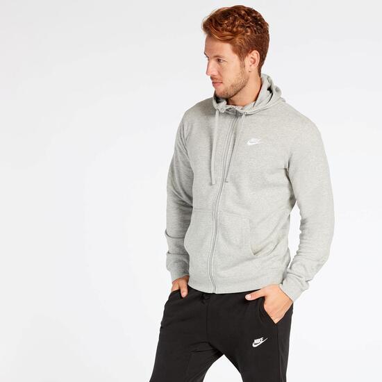 Sudadera Nike Gris
