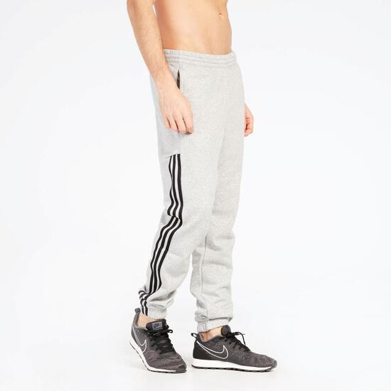 Pantalón Largo adidas Gris