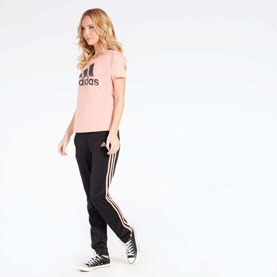 Camiseta adidas Rosa