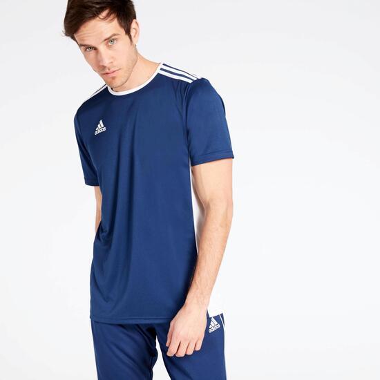 Camiseta adidas Entrada 18 Marino