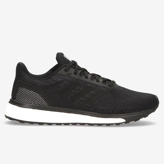 adidas Response Boost Negras - NEGRO - Zapatillas running mujer ... ed0a9d960ae60