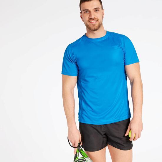 Camiseta Tenis Proton Azul