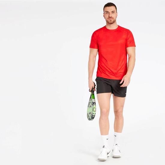 Camiseta Tenis Proton Roja