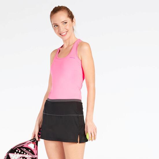 Camiseta Tirantes Rosa Proton Basic