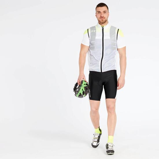 Chaleco Ciclismo Mítical Plata