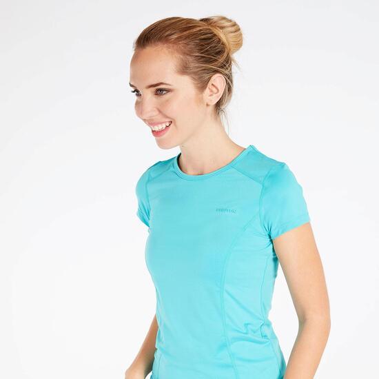 Camiseta Azul Proton Basic