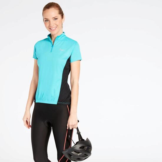 Maillot Ciclismo Turquesa Mítical Bronce