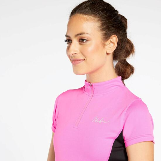 Maillot Ciclismo Fucsia Mitical Bronce