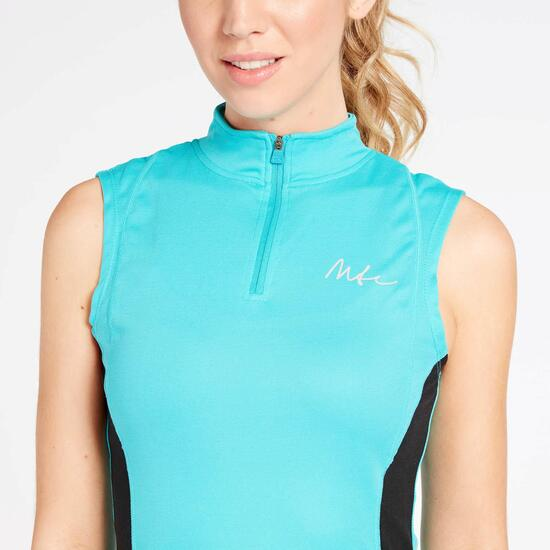 Maillot Ciclismo Mitical Bronce Azul