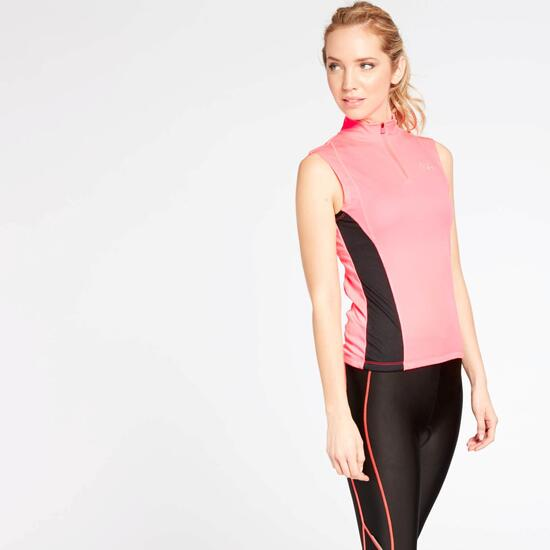 Maillot Ciclismo Mitical Bronce Rosa