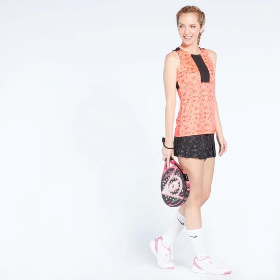 Camiseta Tenis Coral Fila