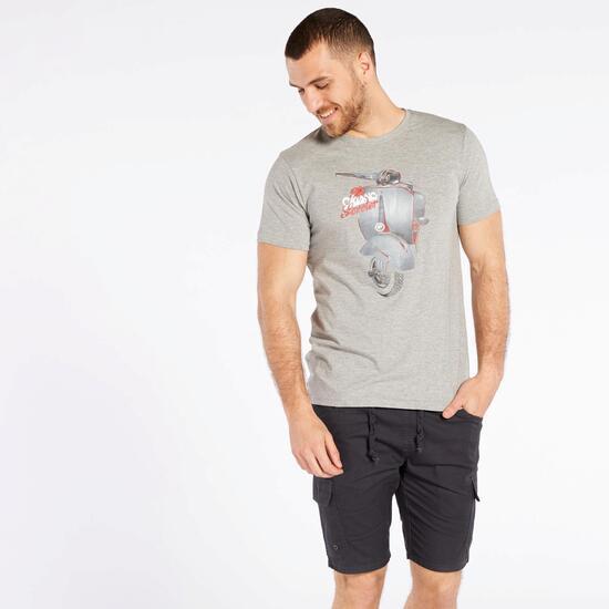 Camiseta Silver San