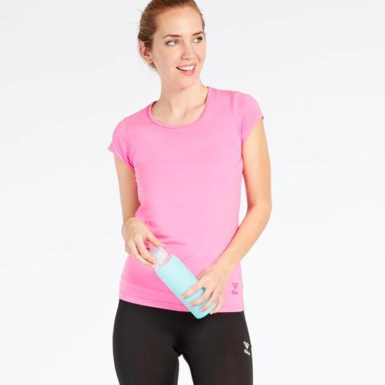 Camiseta Rosa Ilico Basic