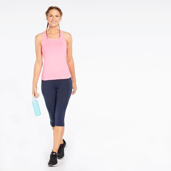 Camiseta Tirantes Rosa Ilico Basic