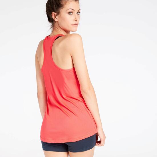 Camiseta Tirantes Roja Ilico Basic