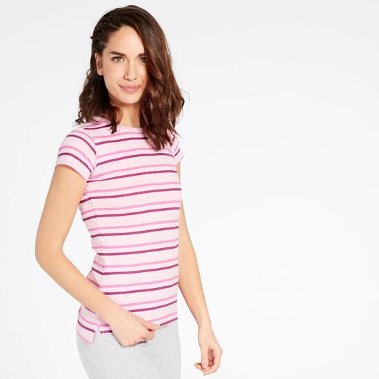 Camiseta Malva Up Basic
