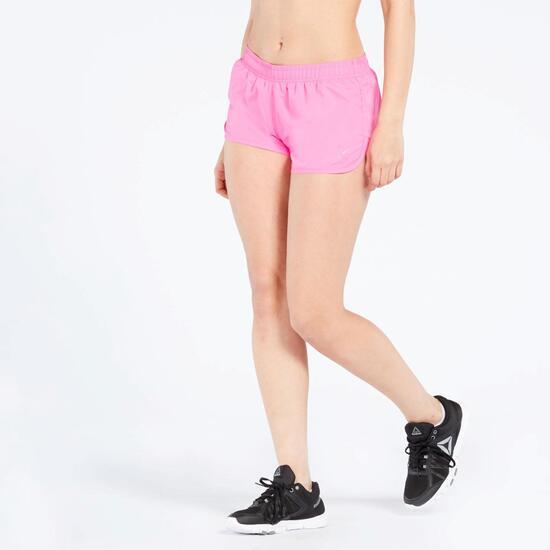 Pantalón Corto Rosa Ilico Basic