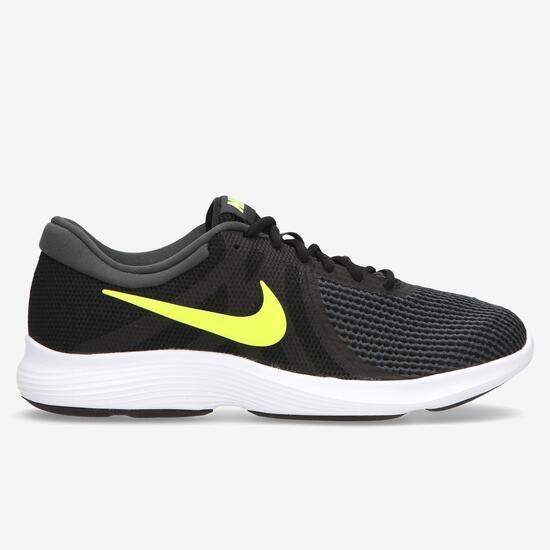 Nike Revolution 4 Negras