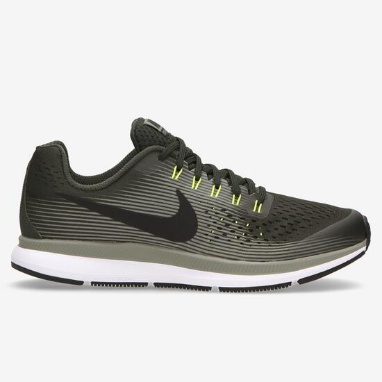 Running Zoom Zapatillas Sprinter Verdes Air Nike Pegasus 34 Mujer AqwffFT