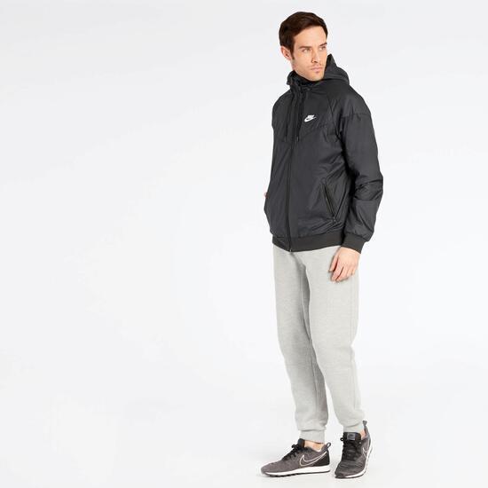 Cortaviento Nike Negro