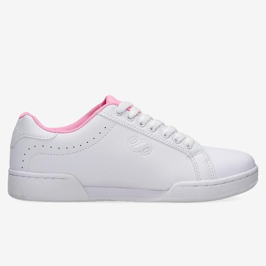 Zapatillas Blancas Silver
