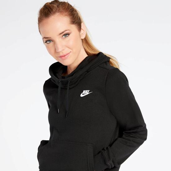 Sudadera Nike Negra