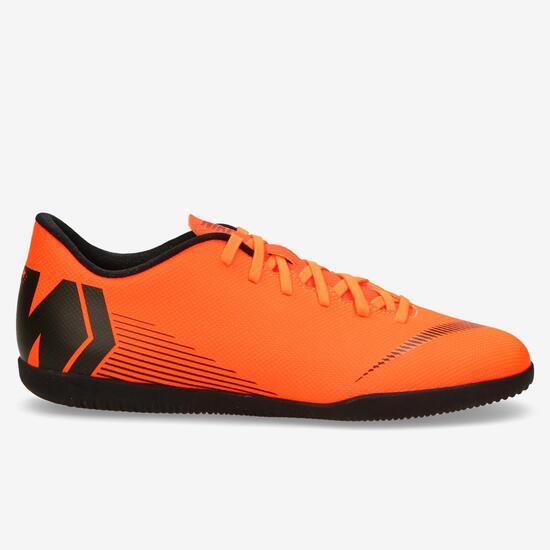 Nike Mercurial Vapor fútbol 12 Sala Naranja Botas fútbol Vapor Sprinter 5c955f